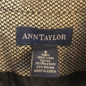 Ann Taylor suit jacket &selling matching skirt